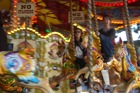 Carousels were a big hit with me in 2015