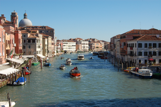 This was from Italy the second time. Venice, to be exact. While the picture itself isn't the best -the location will always be etched into my mind.